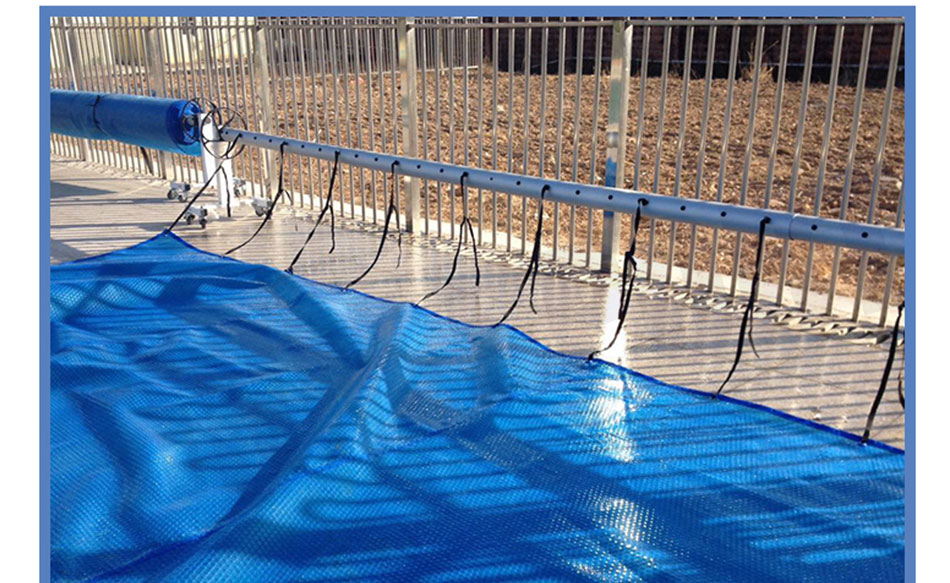 in-ground swimming pool solar cover
