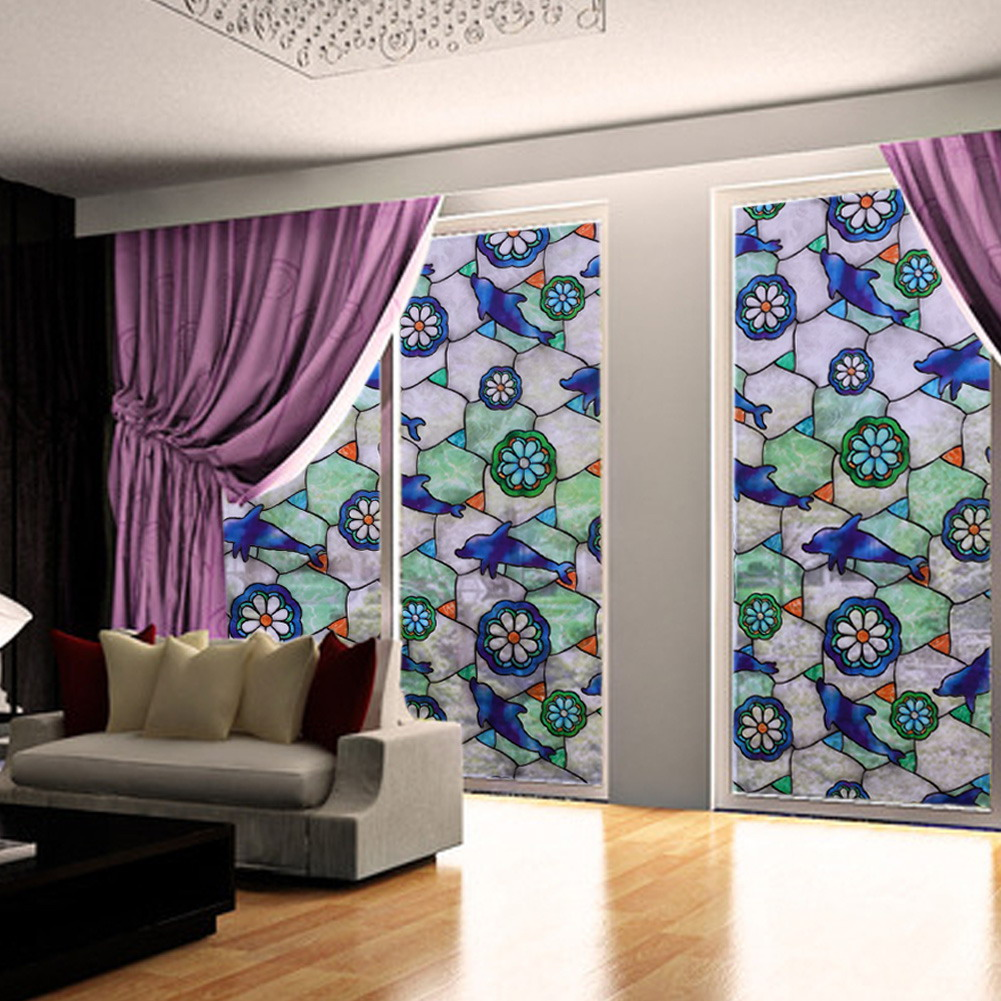 Compare Prices On Diy Privacy Window Online ShoppingBuy Low - Window clings for home privacy