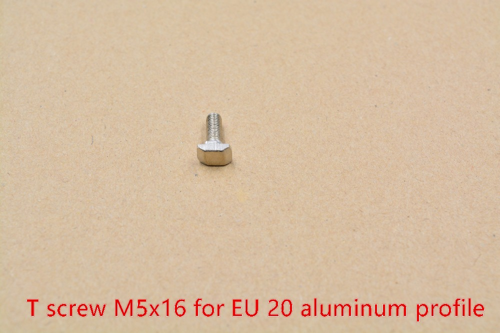 European standard T screw T bolt