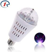 ZjRight Full Color E27 RGB LED l