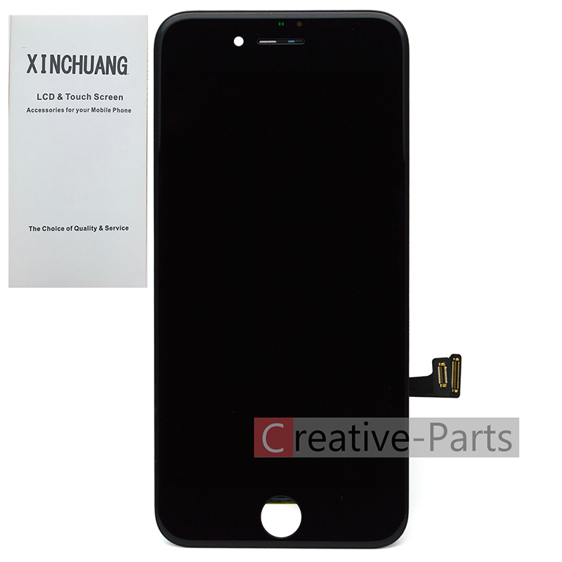 Original LCD For Apple IPhone 7 4.7 Inch Black Color With Touch Glass Digitizer Assembly Display Screen Replacement Parts