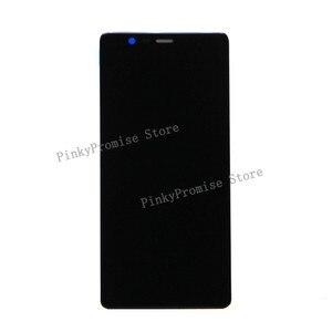 "Image 4 - 5.5 ""สำหรับ Nokia 5.1 5 (2018) TA   1061 TA   1075 TA   1076 TA   1081 TA   1088 จอแสดงผล LCD + หน้าจอสัมผัส digitizer Assembly สีดำชุด"
