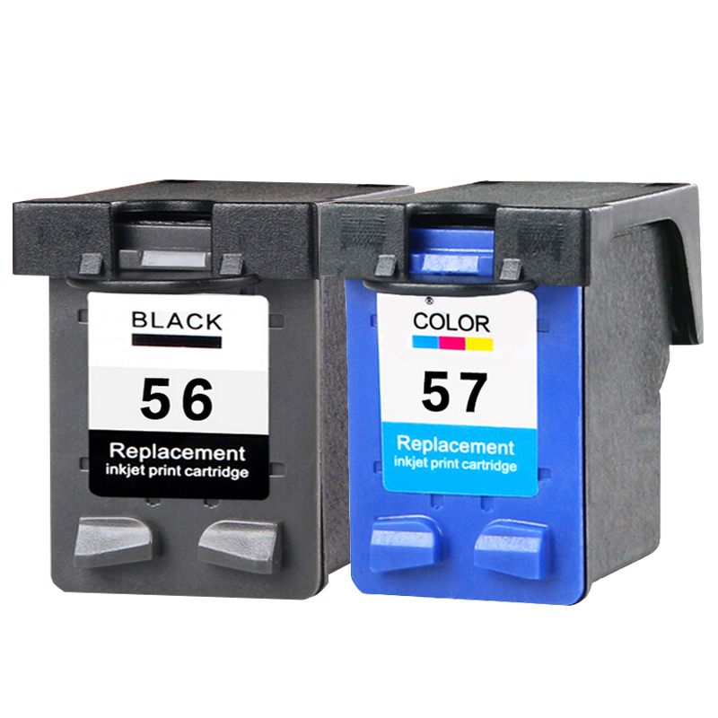 1PK Compatible with HP 56 Black Ink Cartridge For HP PSC
