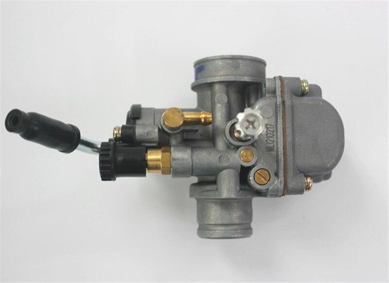 Carb KTM 50 50SX 50CC JUNIOR 50CC SX 2001-2008 pièces de carburateur à main 19mm