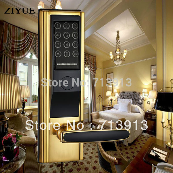 Electronic Smart home Digital Touch Screen Code Door Lock for Home Office    ET820pw аксессуар promega office for screen 100шт 380973 салфетки антибактериальные