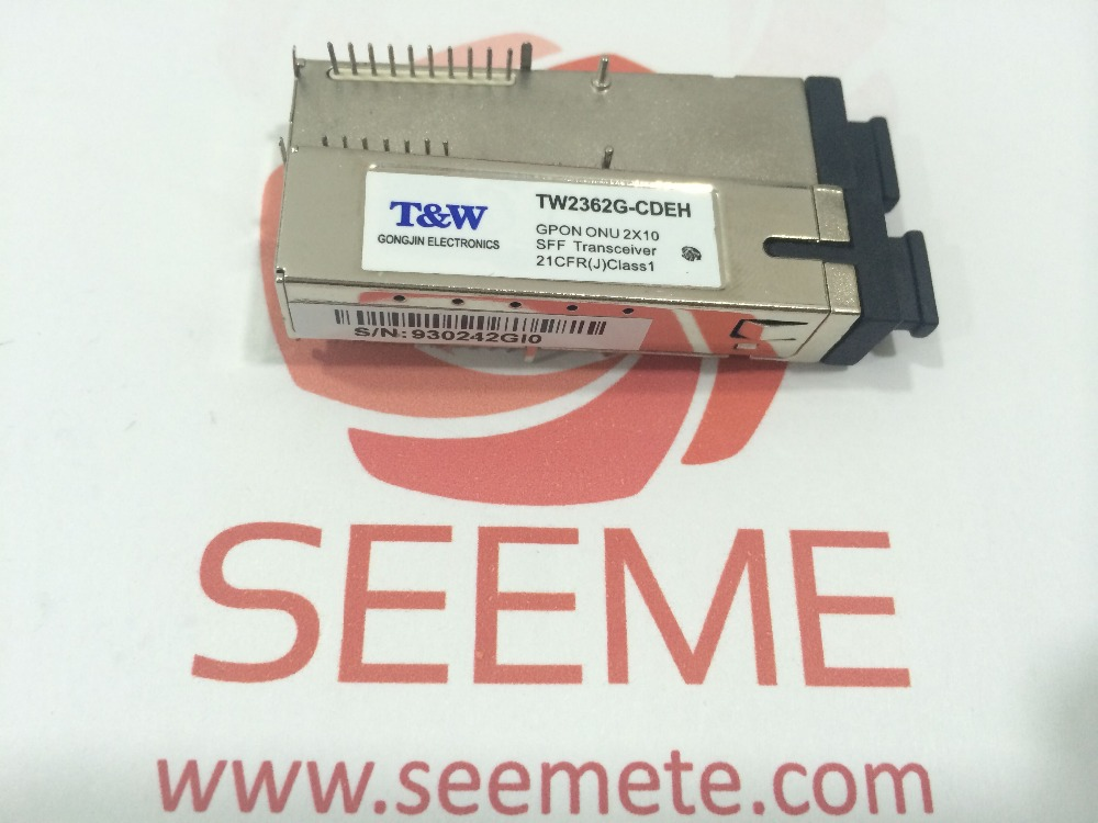 T&W TW2362G-CDEH SFF Transceiver, GPON ONU2*10 2.5G.