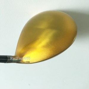 Image 4 - 新ゴールドゴルフドライバー本間 S 06 4 スタードライバーゴルフクラブ 9.5 または 10.5 ロフトゴルフグラファイトシャフトとヘッドカバー cooyute 送料無料