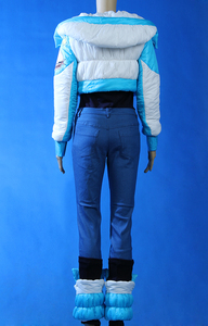Image 5 - Anime Dramatical Murder Cosplay Costume DMMD Seragaki Aoba Jacket High Quality Coat Custom made Any Size