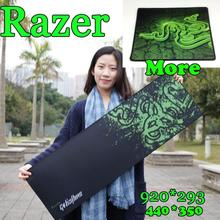 Raze Goliathus Control Speed Mouse Pad Mat large 920*293*3 Gaming Edition locking edge Free shipping