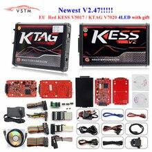 100% No Tokens KESS V2 V5.017 V2.47 2.47 Master Version ECU