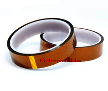 20mmx33mm High Temperature Resistant tape Heat dedicated Tape Heat Tape for 3D Printer Rapid Printer Maker Tape