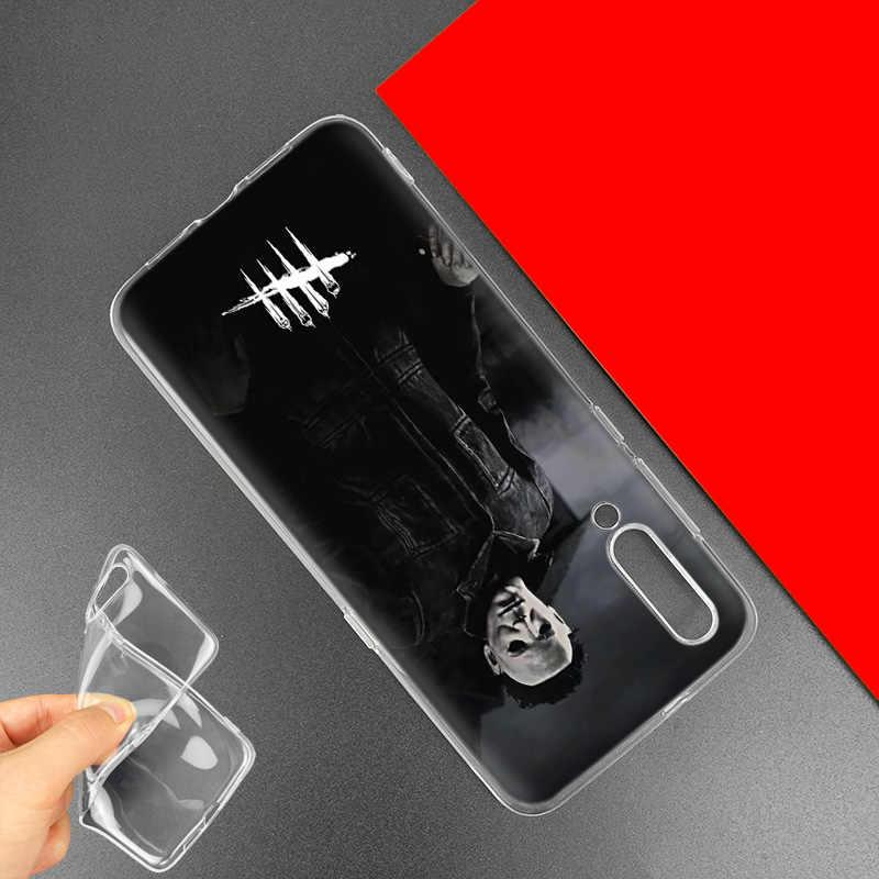 Martwe przez światło dzienne obudowa do Xiaomi czerwony mi uwaga 7 7S K20 Y3 iść S2 6 6A 7A 5 Pro mi zagraj w A1 A2 8 Lite Poco F1 silikonu TPU telefon torby