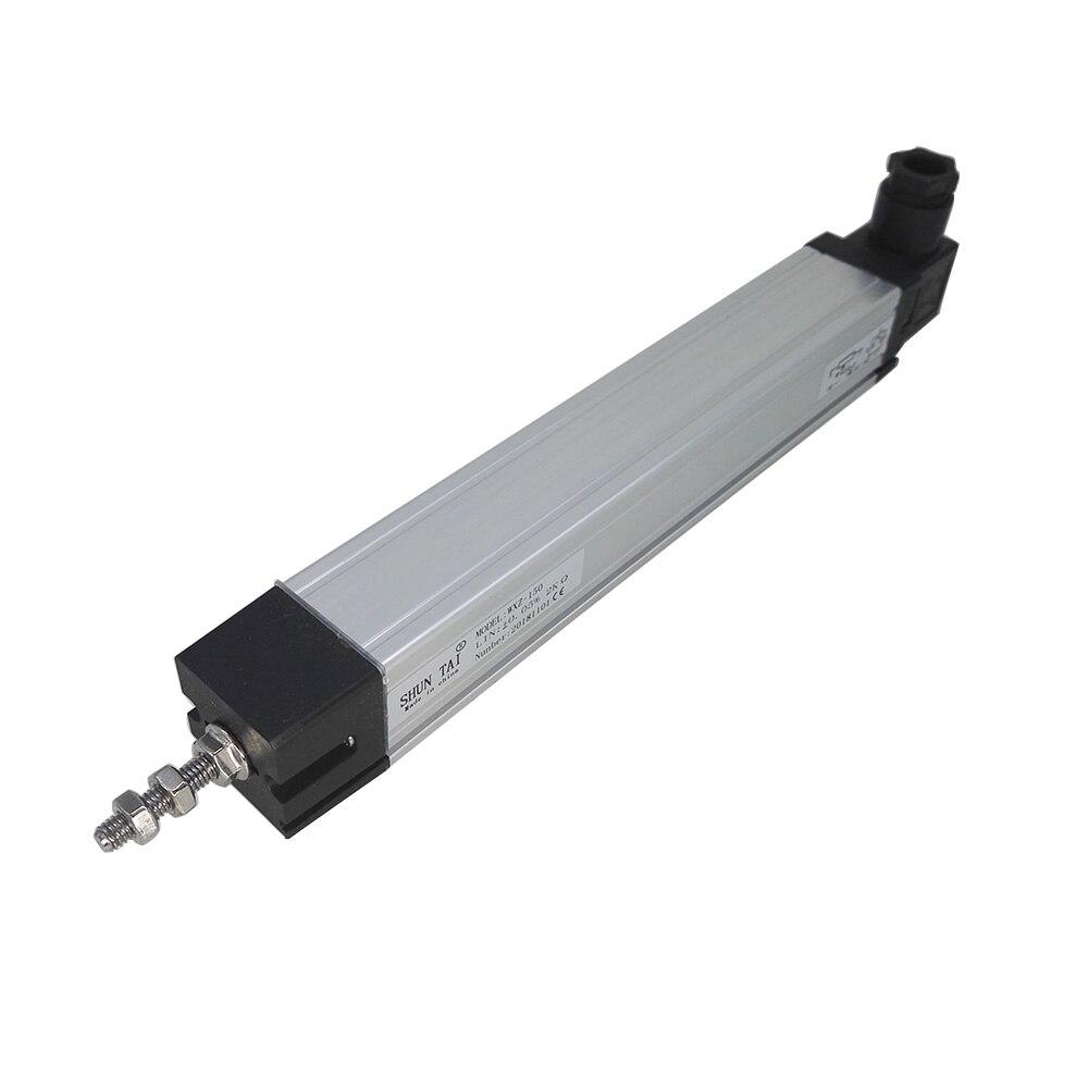 Мини Дифференциальный Датчик линейный датчик положения Сенсор DC 5V ПСК серии 50 мм 100 мм 150 мм линейного перемещения сопротивление дифференци