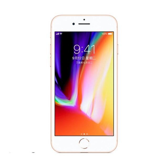 "Original Apple iPhone 8 1821mAh 2GB RAM 64GB/256GB LTE 12.0MP Camera 4.7"" inch Apple Fingerprint Hexa-core  IOS 3D Touch ID 2"