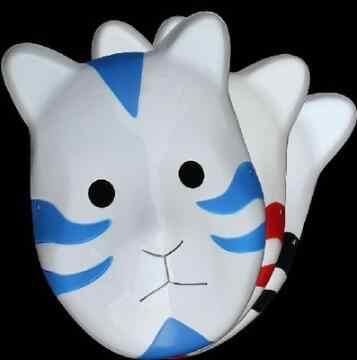 1 adet/takım 3 renk Hatake Kakashi anbu cosplay maske cadılar bayramı için parti gösterisi parti için