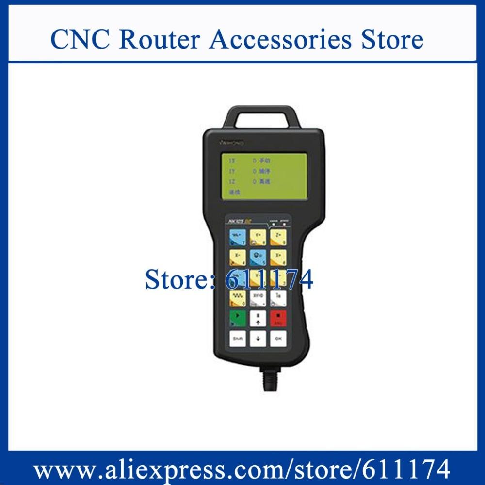 Original Weihong NK105G2 3 Axis DSP Controller NK105 DSP handle 3 Axis controller only handle