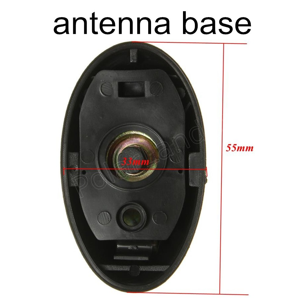Free shipping high quality am radio antenna roof base for mercury cougar 1999 2001 for
