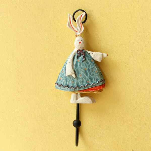 Awesome Decorative Single Wall Hooks Component - Wall Art ...