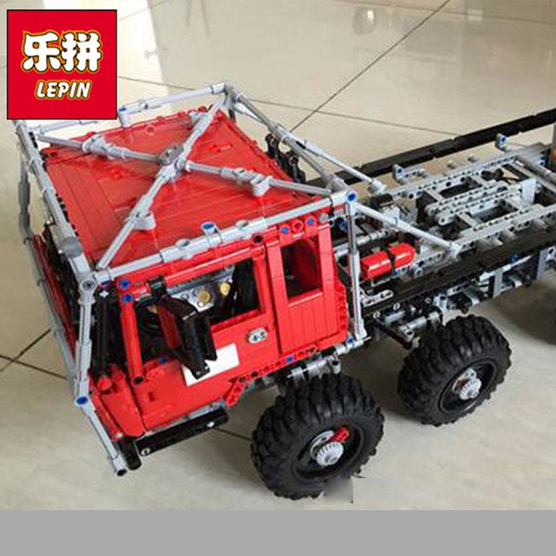 Lepin 23012 New 2839Pcs Genuine Technic Series The Arakawa Moc Tow Truck Tatra Educational Building Blocks Bricks Toys Gift 813 [100%] the new imported genuine 6mbp50rh060 01 6mbp50rta060 01 billing