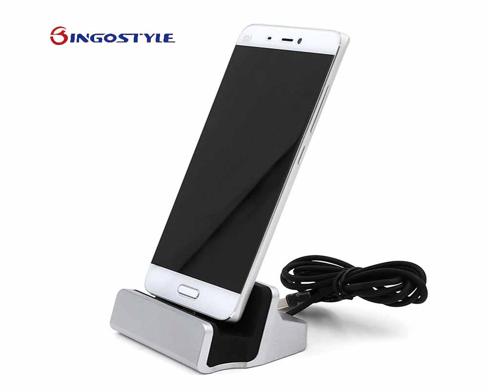 Usb Type C Docking Station Usb-C Type-C Dock Stand Charger Charging Cradle Holder For Xiaomi Mi 5 Mi5/Oneplus 3t 3/Huawei P10 P9