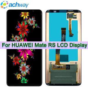 100% протестированный для Huawei Mate RS ЖК-NEO-AL00 ЖК-дисплей дигитайзер сенсорный экран панель стекло для Porsche дизайн Mate Rs ЖК-экран