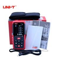 UNI T Digital Laser Distance Meter 50M 70M 80M 100M 120M Color Screen Protector Area Volume