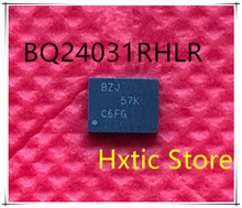 NEW 10PCS/LOT BQ24031RHLR BQ24031RHLT BQ24031 MARKING BJZ QFN-20  IC
