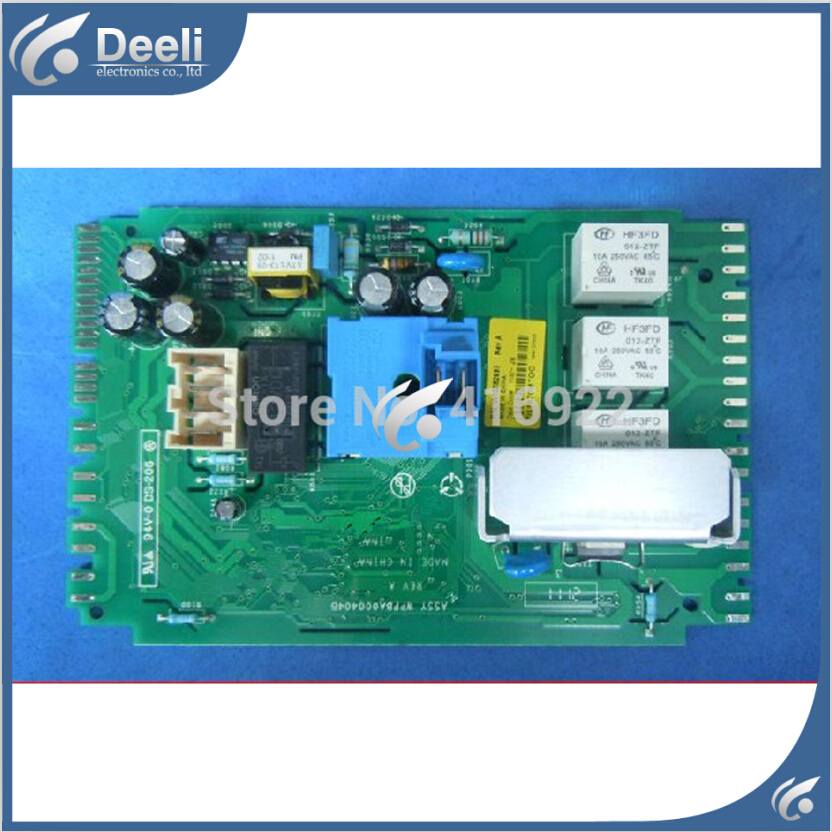 Free shipping 100% tested for washing machine computer board XQG55-A1050S W10282697 Z52725AA on sale free shipping for acer tmp453m nbv6z11001 ba50 rev2 0 motherboard hm77 tested