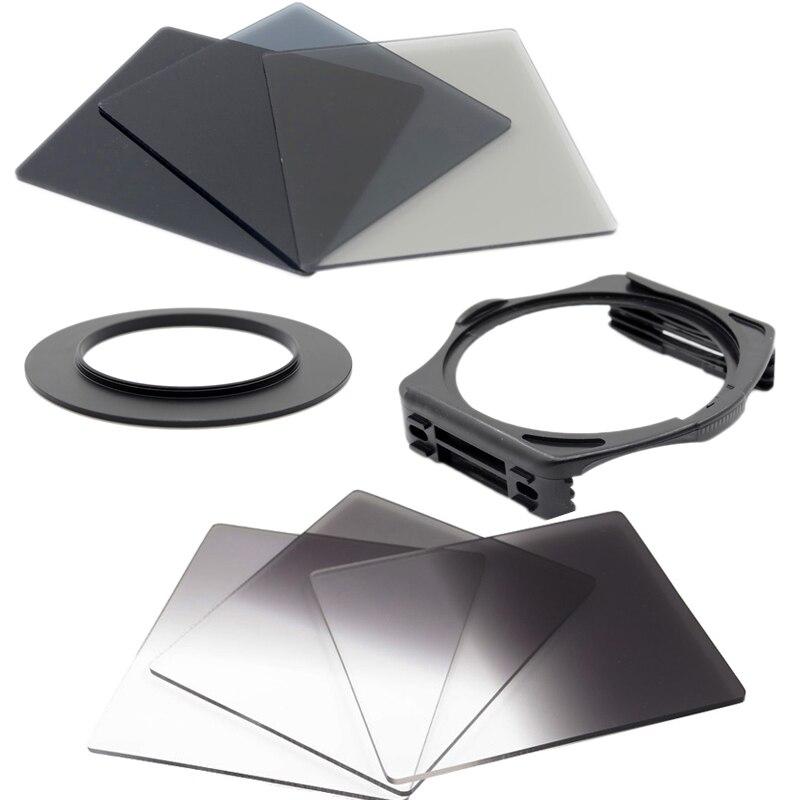 KnightX ND Grad Filter Kit para Cokin P Soporte de filtro cuadrado - Cámara y foto - foto 2