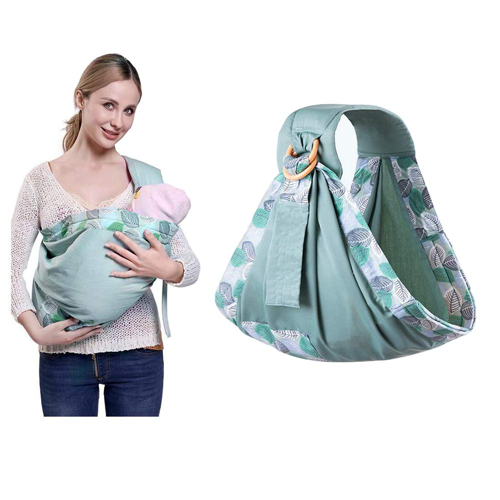 Baby Carrier Cotton Breathable Wrap Baby Carrier Sling Newborns Kid Infant Carrier Ring Swing Slings Soft Colorful Comfortable 2019 New Fashion Style Online Backpacks & Carriers