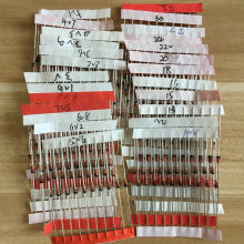 1W (3V to 33V) 250 Pcs 25 Values 1W Zener Diode Assorted kit Assortment Set New(China)