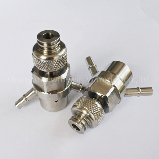 US $168 0  Mixing Chamber and Nozzle Clamp 009940 2 Water jet Cutting  Machine Accessories -in Power Tool Accessories from Tools on Aliexpress com   