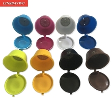 1pc use 50 times Colors Refillable Dolce Gusto coffee Capsule nescafe dolce gusto reusable capsule Capsule