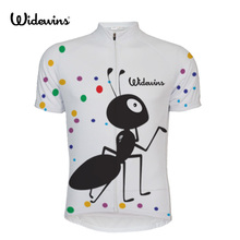 widewins Ant Cycling Jersey 2017 Pro Short Sleeve Clothing Mtb Bike Shirt 2XS-6XL 5101