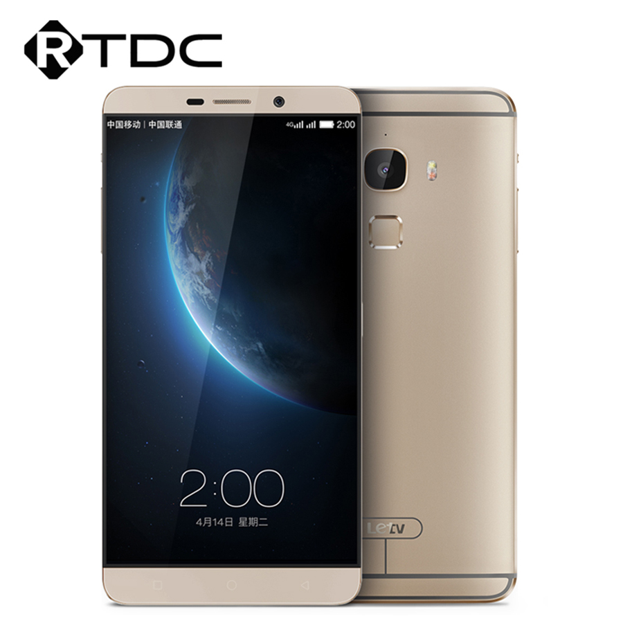 bilder für Ursprüngliche Letv LeEco Le Max X900 Handy Snapdragon 810 Octa Core 4G FDD LTE 6,33 ''IPS 4 GB RAM 32 GB ROM 21MP kamera