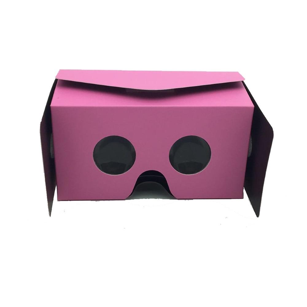 Google Cardboard 3D Glasses Virtual Reality Glasses Vr Box