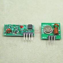 2 пар/лот 433 МГц РФ Беспроводной Пульт Дистанционного Режим Передачи и Приема Модуль Приемопередатчика Доска Супер Регенерации Для Arduino