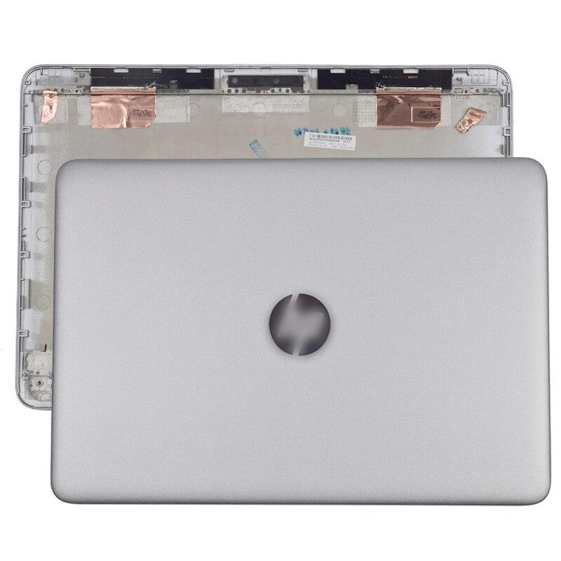 Бесплатная доставка оригинальный новый для hp EliteBook 745 840 G3 ЖК задняя крышка Топ задняя крышка 821161 001 ноутбук экран задняя крышка серебро