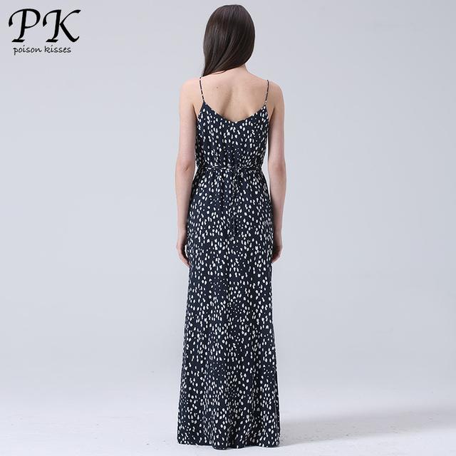 PK polka dot vintage dress summer 2017 maxi party vintage plus size dresses plus size women clothing summer vintage dress longo