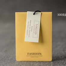 Custom High -Grade  Render Color Card Garment Tags