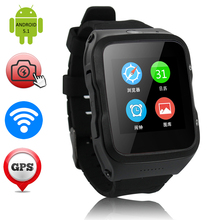 Smart Watch 5MP Camera Android 5.1 ZW34 Wristwatch Bluetooth Life Waterproof GPS/WIFI/GSM WCDMA Smartwatch For iOS Android Htc