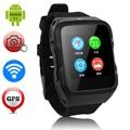 Smart watch relógio de pulso do bluetooth câmera de 5mp android 5.1 zw34 vida à prova d' água gps/wifi/gsm wcdma smartwatch para android ios htc