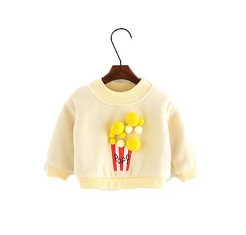 Kids t shirt 2016 winter Boys long sleeve t shirt for girls tops infantil Bobo choses children clothing kids wear