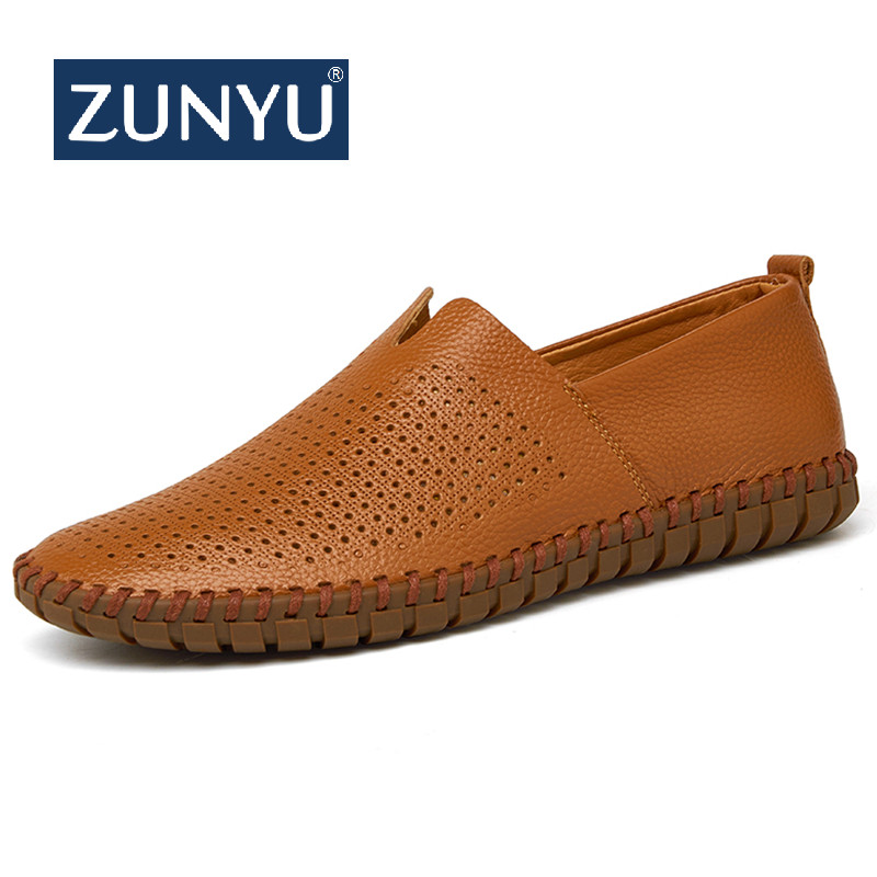 Men/'s Spring Summer Breathable Loafers Slip On Mule Slippers Casual Flats Shoes