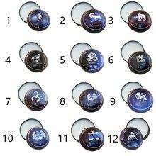 Good Sale 1 PC Unisex 12 Signs Constellation Magic Zodiac So