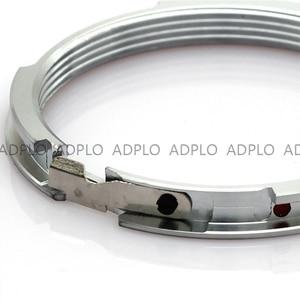 Image 5 - M42 PK, adaptador de lente para lente de montaje de tornillo Focus Infinity M42 para adaptarse a la Cámara Pentax para anillo de adaptador de montaje al cuerpo PK (Plata)