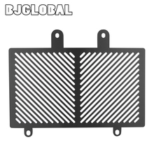 BJGLOBAL CNC Grill Cover Motorcycle Radiator Guard Protector For KTM DUKE 250/390 2017-2018