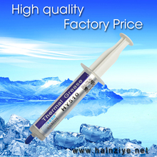 Free shipping!!! big tube HY510 thermal paste/thermal compound/thermal grease with 30g for CPU&LED