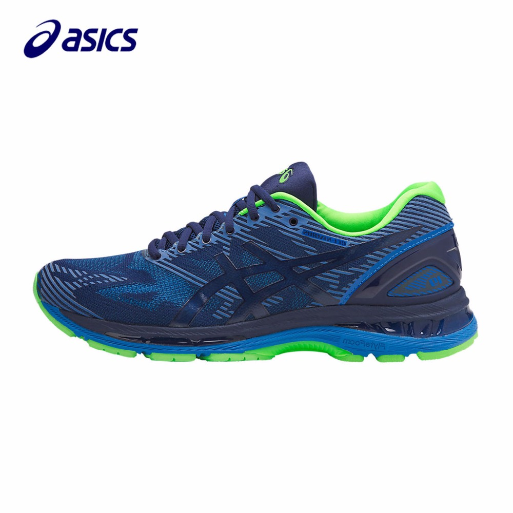 Orginal ASICS  New Running Shoes Men's Breathable Buffer Shoes Classic Outdoor Tennis Shoes  Leisure Non-slip T7C3N-4943 kelme 2016 new children sport running shoes football boots synthetic leather broken nail kids skid wearable shoes breathable 49