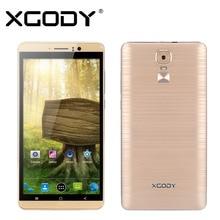 "Xgody 6 ""quad-Core-ROM 8 GB Y14 Smartphone Android 5.1 2 SIM 3G Entsperrt Dual Karten-doppeleinsatzbereitschaft Handy"